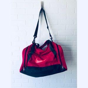 Nike Pink Medium Duffle Bag